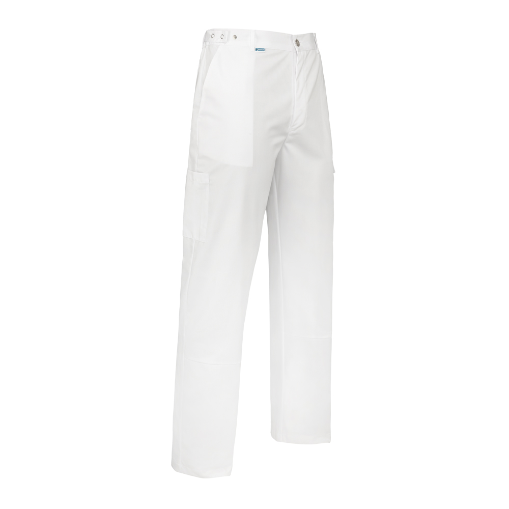 Odin Pantalon Wit