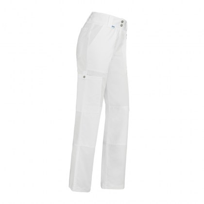 Puck Pantalon Wit