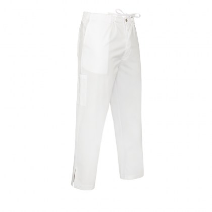 Oluf Pantalon Wit