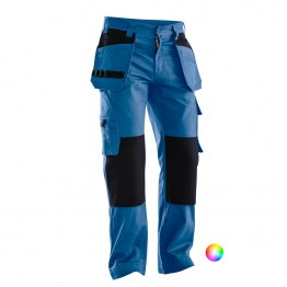 Heren-bedrijfskleding-werkbroek-cotton-trousers-holsterpockets-multi