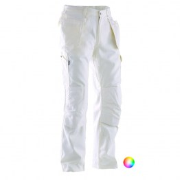 Heren-bedrijfskleding-werkbroek-painters-trousers-holsterpockets-multi