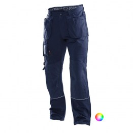 Heren-bedrijfskleding-werkbroek-service-trousers-holsterpockets-navy-multi